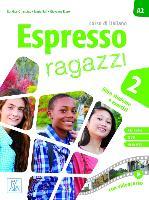 Cover-Bild zu Espresso ragazzi 2. Einsprachige Ausgabe. Lehr- und Arbeitsbuch mit DVD-ROM und Audio-CD