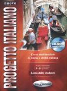 Cover-Bild zu Nuovo Progetto italiano 2 - Schülerbuch mit DVD