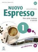 Cover-Bild zu Nuovo Espresso 1 - einsprachige Ausgabe Schweiz. Buch mit DVD-ROM