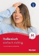 Cover-Bild zu Italienisch - einfach richtig
