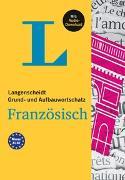 Cover-Bild zu Langenscheidt Grund- und Aufbauwortschatz Französisch