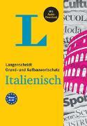 Cover-Bild zu Langenscheidt Grund- und Aufbauwortschatz Italienisch
