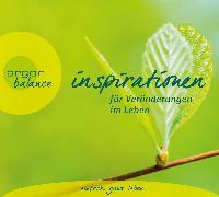 Cover-Bild zu Inspirationen