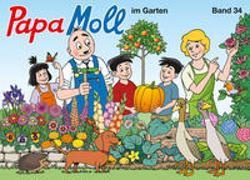 Cover-Bild zu Papa Moll im Garten