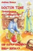 Cover-Bild zu Doctor Time: Chi Vuole Uccidere Babbo Natale?