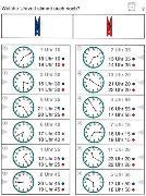 Cover-Bild zu Wie viel Uhr ist es? von Müller, Heiner