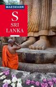 Cover-Bild zu Baedeker Reiseführer Sri Lanka (eBook) von Müller-Wöbcke, Birgit