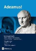 Cover-Bild zu Adeamus! Ausgabe A Lerntagebuch mit Lösungen und Lerntipps (Lektionen 1-20). Mit Übungen zu Grammatik, Wortschatz, Text und Kultur von Berchtold, Volker (Hrsg.)