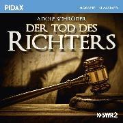 Cover-Bild zu eBook Der Tod des Richters