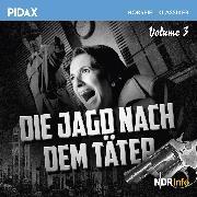 Cover-Bild zu eBook Die Jagd nach dem Täter, Vol. 3