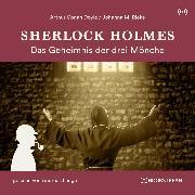 Cover-Bild zu eBook Sherlock Holmes: Das Geheimnis der drei Mönche