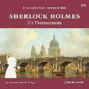 Cover-Bild zu eBook Sherlock Holmes: Die Themsemorde