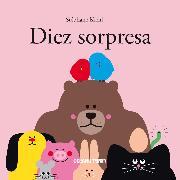 Cover-Bild zu Diez sorpresa (eBook) von Kiehl, Stéphane