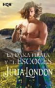 Cover-Bild zu La dama pirata y el escocés (eBook) von London, Julia
