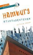 Cover-Bild zu Hamburg - Stadtabenteuer Reiseführer Michael Müller Verlag von Kröner, Matthias