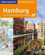 Cover-Bild zu POLYGLOTT Reiseführer Hamburg zu Fuß entdecken von Frey, Elke
