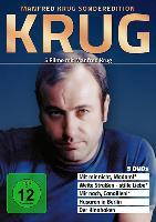 Cover-Bild zu Manfred Krug Sonderedition - DVD-Schuber (Mit mir nicht, Madam!; Weite Strassen - Stille Liebe; Mir nach Canaillen!; Der Kinnhaken; Husaren in Berlin) von Krug, Manfred (Schausp.)