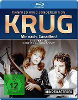 Cover-Bild zu Manfred Krug - Mir nach, Canaillen! - HD-Remastered von Kirsten, Ralf (Prod.)