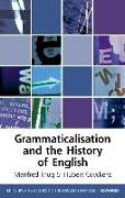 Cover-Bild zu Grammaticalization and the History of English von Krug, Manfred