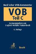 Cover-Bild zu Beck'scher VOB-Kommentar Teil C von Englert, Klaus (Hrsg.)