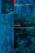 Cover-Bild zu Modality in Contemporary English (eBook) von Facchinetti, Roberta (Hrsg.)