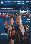 Cover-Bild zu Tatort - Stoever und Brockmöller Ermitteln (2) von Manfred Krug (Schausp.)