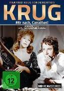Cover-Bild zu Manfred Krug - Mir nach, Canaillen! - HD-Remastered von Krug, Manfred (Schausp.)