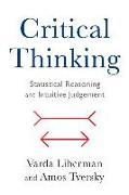 Cover-Bild zu Critical Thinking von Liberman, Varda