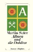 Cover-Bild zu Allmen und die Dahlien (eBook) von Suter, Martin