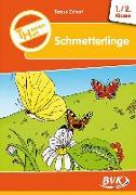 Cover-Bild zu Themenheft Schmetterlinge 1./2. Klasse von Zabori, Teresa