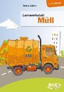 """Cover-Bild zu Lernwerkstatt """"Müll"""" von Zabori, Teresa"""