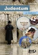 Cover-Bild zu Judentum - an Stationen von Zabori, Teresa