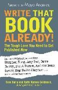 Cover-Bild zu Write That Book Already! (eBook) von Angelou, Maya (Vorb.)