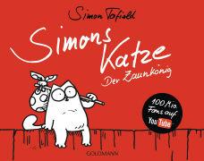 Cover-Bild zu Simons Katze - Der Zaunkönig von Tofield, Simon