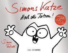 Cover-Bild zu Simons Katze - Hoch die Tatzen! von Tofield, Simon