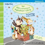 Cover-Bild zu Die supergeheime Pfötchen-Gäng (4). Das knifflige Kröten-Duell (Audio Download) von Alves, Katja