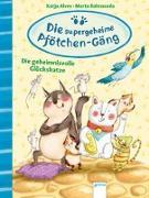 Cover-Bild zu Die supergeheime Pfötchen-Gäng (2). Die geheimnisvolle Glückskatze von Alves, Katja