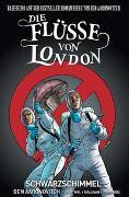 Cover-Bild zu Die Flüsse von London - Graphic Novel von Aaronovitch, Ben