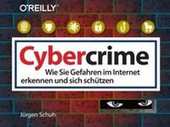 Cover-Bild zu Cybercrime von Schuh, Jürgen
