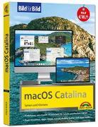 Cover-Bild zu macOS 10.15 Catalina Bild für Bild - die Anleitung in Bilder - ideal für Einsteiger und Umsteiger von Kiefer, Philip
