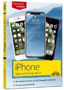 Cover-Bild zu iPhone Tipps und Tricks zu iOS 13 - zu allen aktuellen iPhone Modellen - komplett in Farbe von Kiefer, Philip