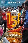Cover-Bild zu Indien 151 (eBook) von Glaubacker, Andrea