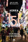 Cover-Bild zu Korea 151 (eBook) von Kim, Bielle