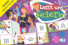Cover-Bild zu Deutsch: Lasst uns feiern!