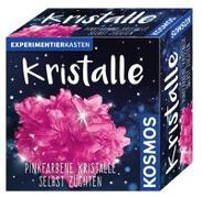 Cover-Bild zu Pinkfarbene Kristalle selber züchten