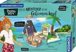 Cover-Bild zu Pepper Mint und das Abenteuer auf der Geheimen Insel