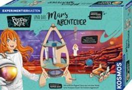 Cover-Bild zu Pepper Mint und das Mars-Abenteuer