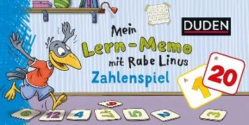 Cover-Bild zu Mein Lern-Memo mit Rabe Linus - Zahlenspiel