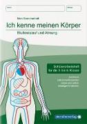 Cover-Bild zu Ich kenne meinen Körper - Blutkreislauf und Atmung von Langhans, Katrin
