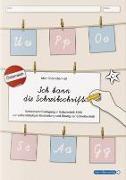Cover-Bild zu Ich kann die Schreibschrift - Ausgabe Österreich von Langhans, Katrin